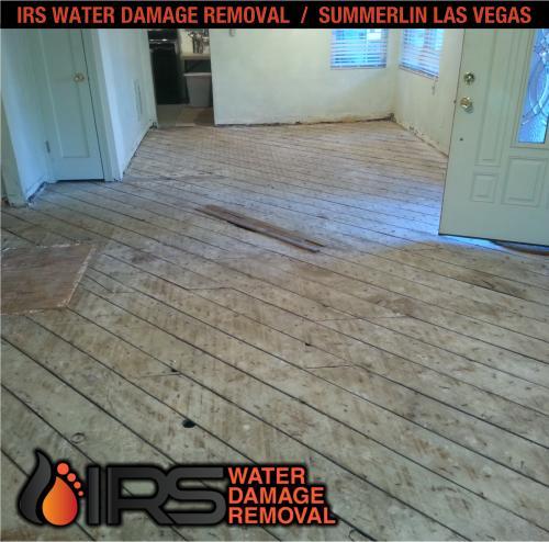 IRS Water Damage Removal Repair Restoration Las Vegas Summerlin 155