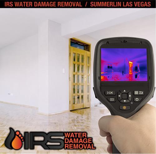 IRS Water Damage Removal Repair Restoration Las Vegas Summerlin 156