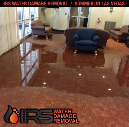 IRS Water Damage Removal Repair Restoration Las Vegas Summerlin 157