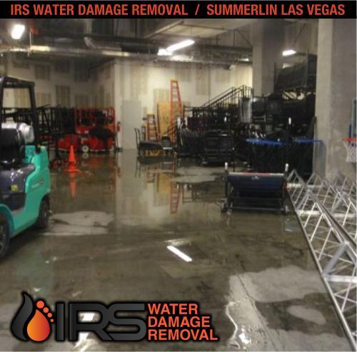 IRS Water Damage Removal Repair Restoration Las Vegas Summerlin 160