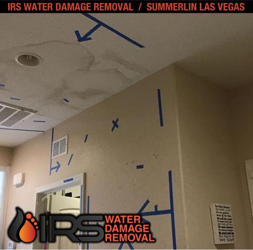 IRS Water Damage Removal Repair Restoration Las Vegas Summerlin 165