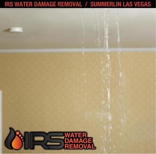 IRS Water Damage Removal Repair Restoration Las Vegas Summerlin 166