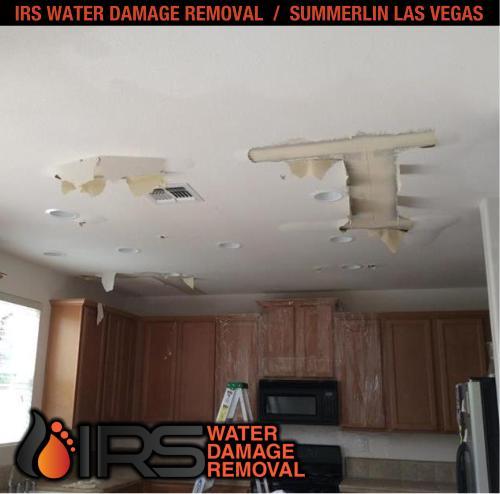 IRS Water Damage Removal Repair Restoration Las Vegas Summerlin 167