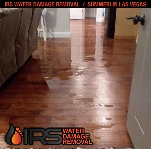 IRS Water Damage Removal Repair Restoration Las Vegas Summerlin 174