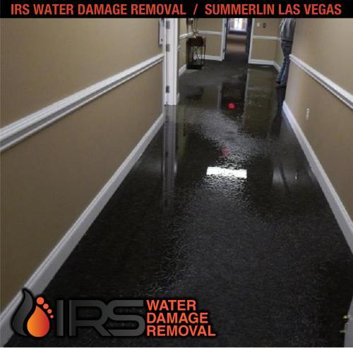 IRS Water Damage Removal Repair Restoration Las Vegas Summerlin 176