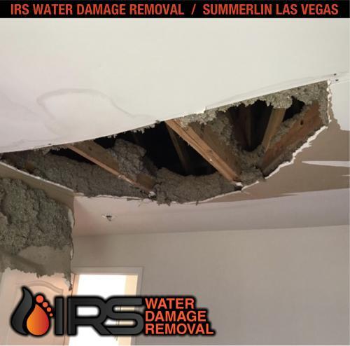 IRS Water Damage Removal Repair Restoration Las Vegas Summerlin 183