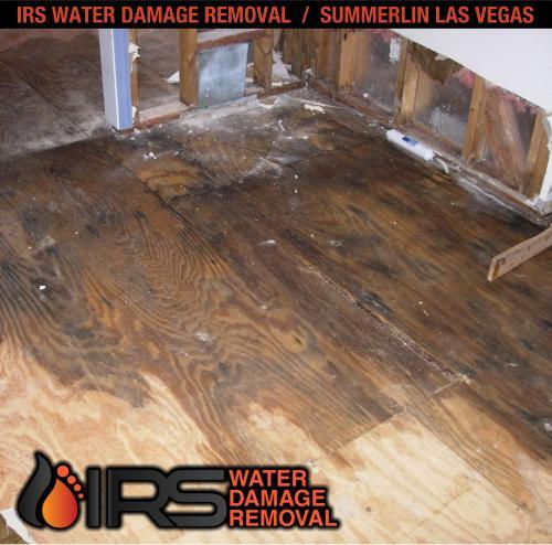 IRS Water Damage Removal Repair Restoration Las Vegas Summerlin 189